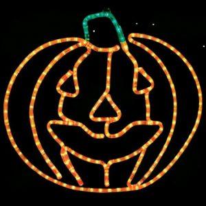 Rope Light Motifs - Halloween